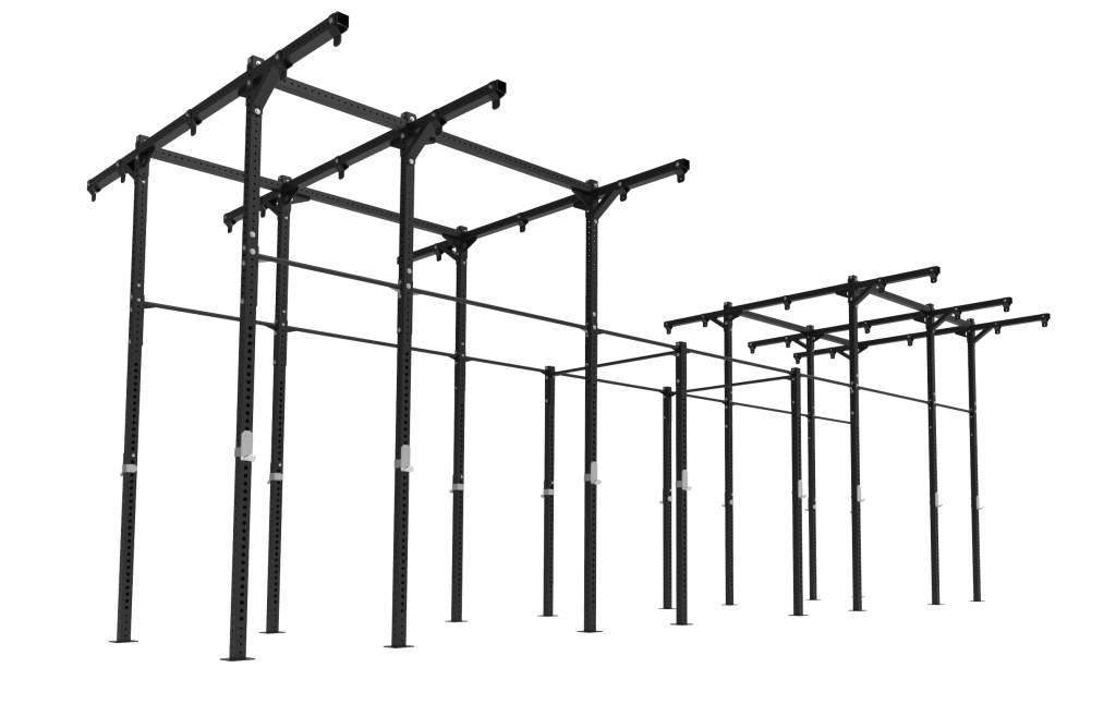 Crossmaxx Rig XL Fritstående Model 6
