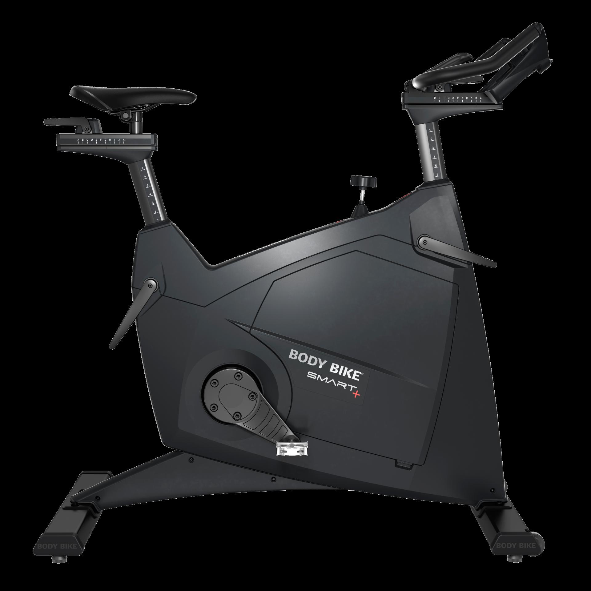 Body Bike Smart+ Black