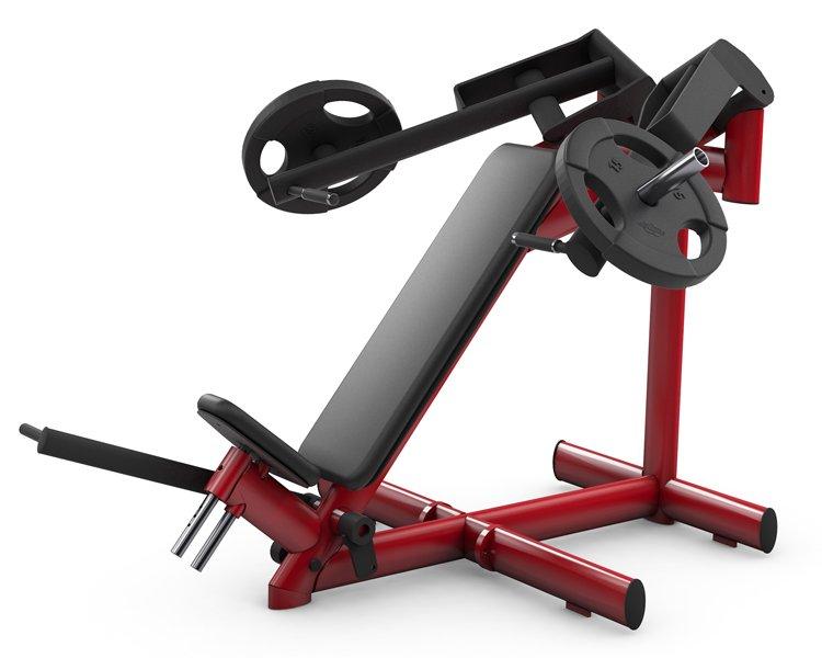 gym80 Pure Kraft Incline Chest Press