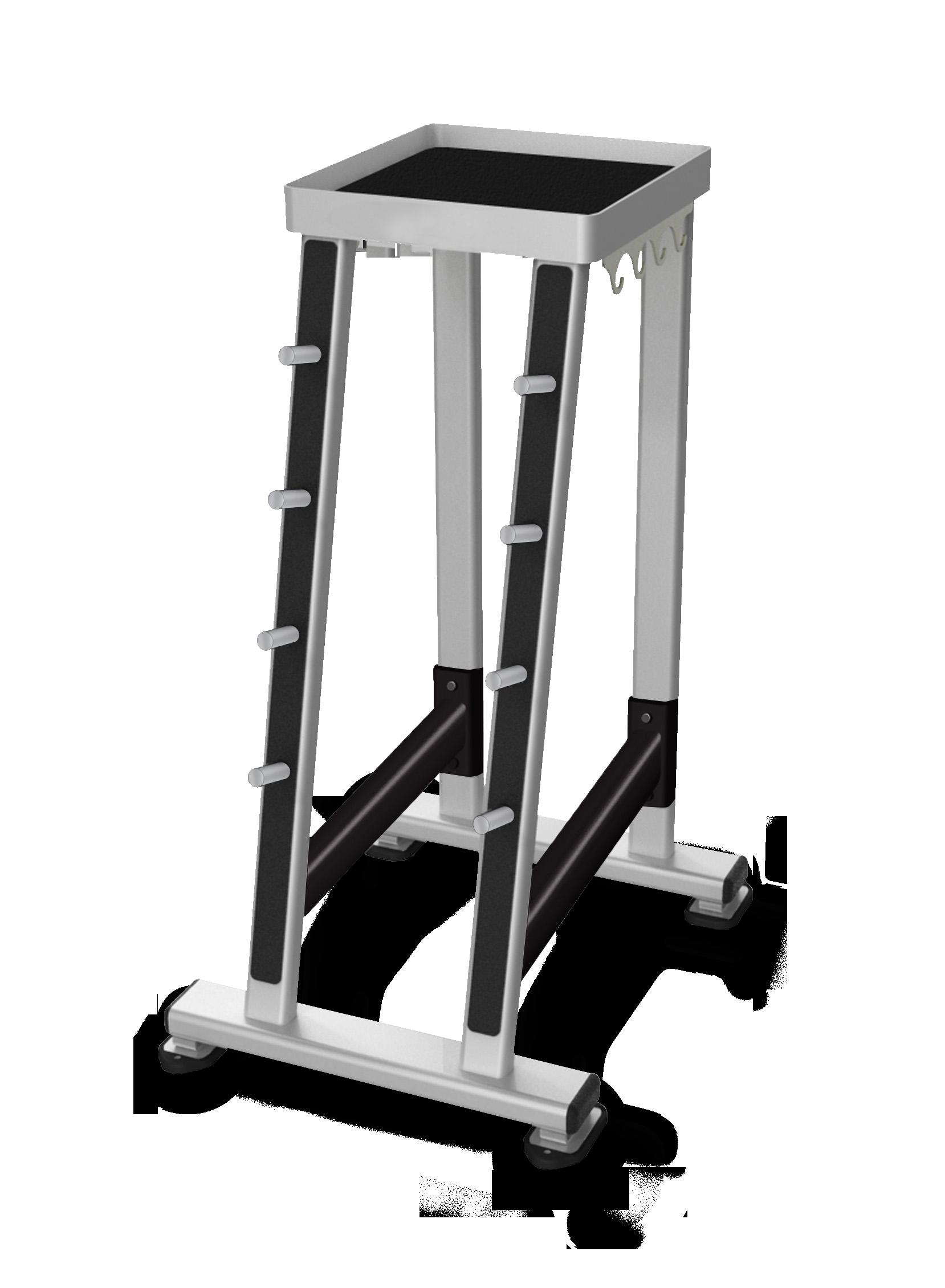 Nautilus Inspiration Accessory Rack