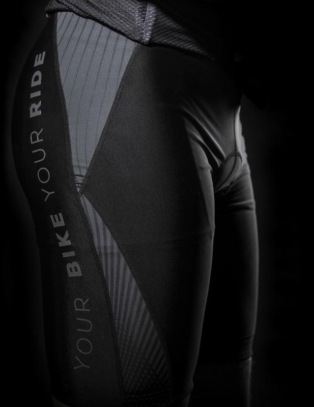 Body Bike Mont Blanc Shorts Men str. L