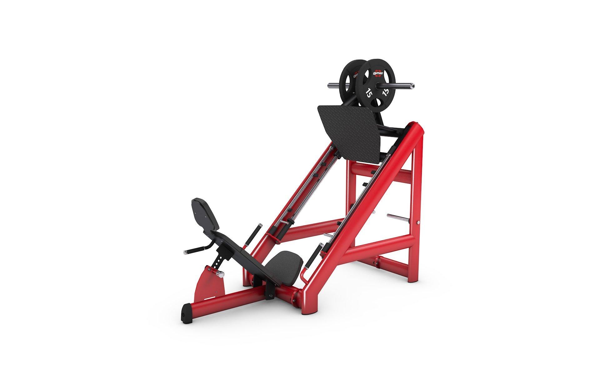 gym80 Pure Kraft 45° Leg Press