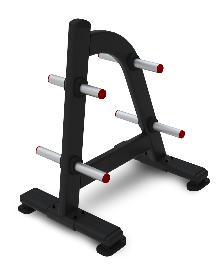Nautilus Inspiration Olympic 2-Sidet Vægtskiveholder