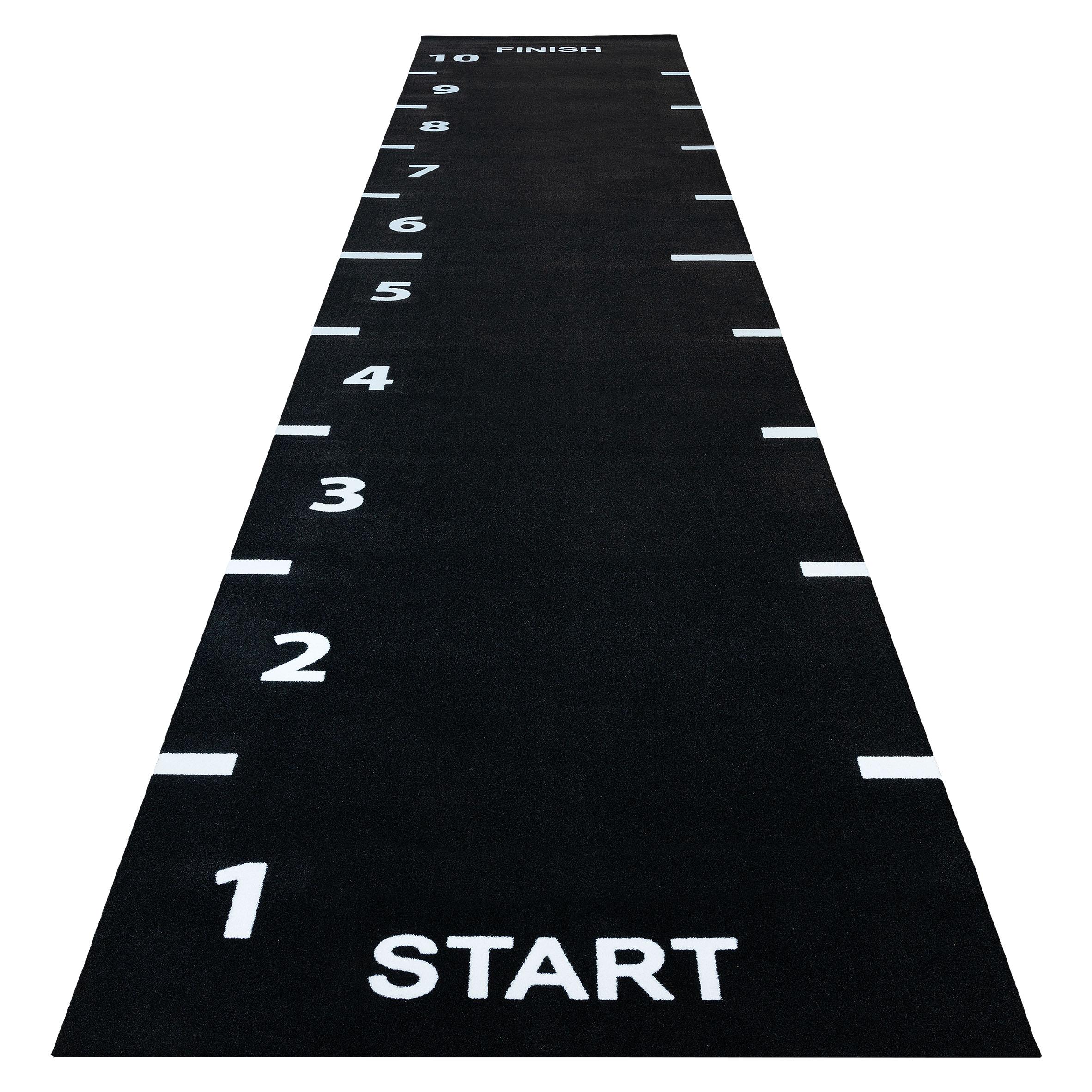 Sprinttracks Turf Start/Finish Med Numre Pr. m² (>1,5 Meter Bred)