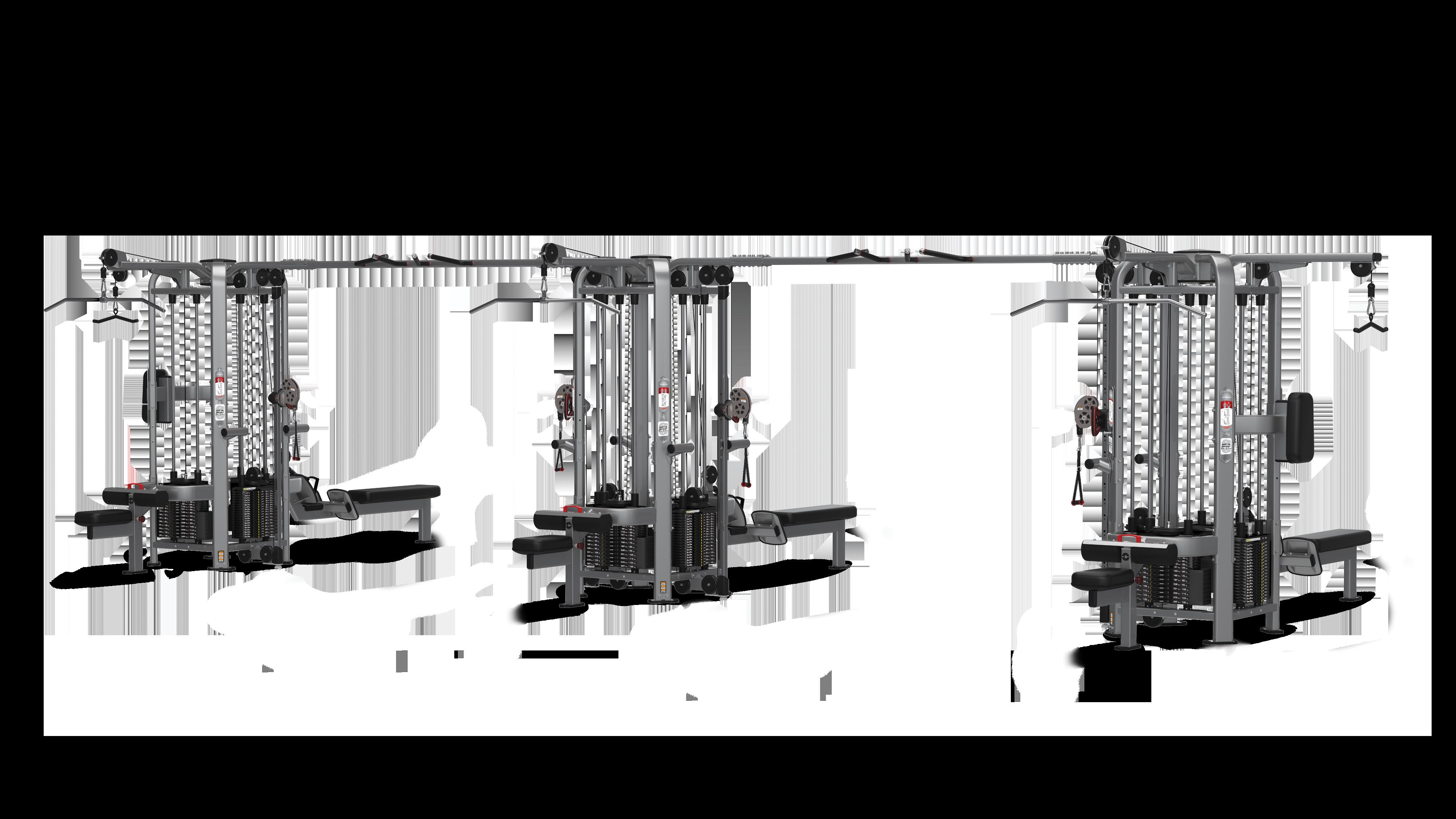 Nautilus Inspiration Multi-Stations 14