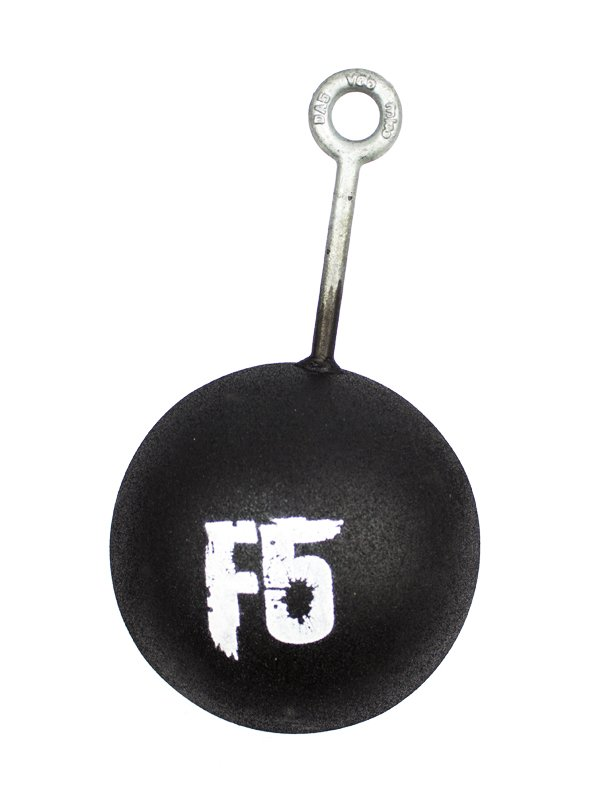 """Force5 Grip Ball 6"""" OCR Greb"""