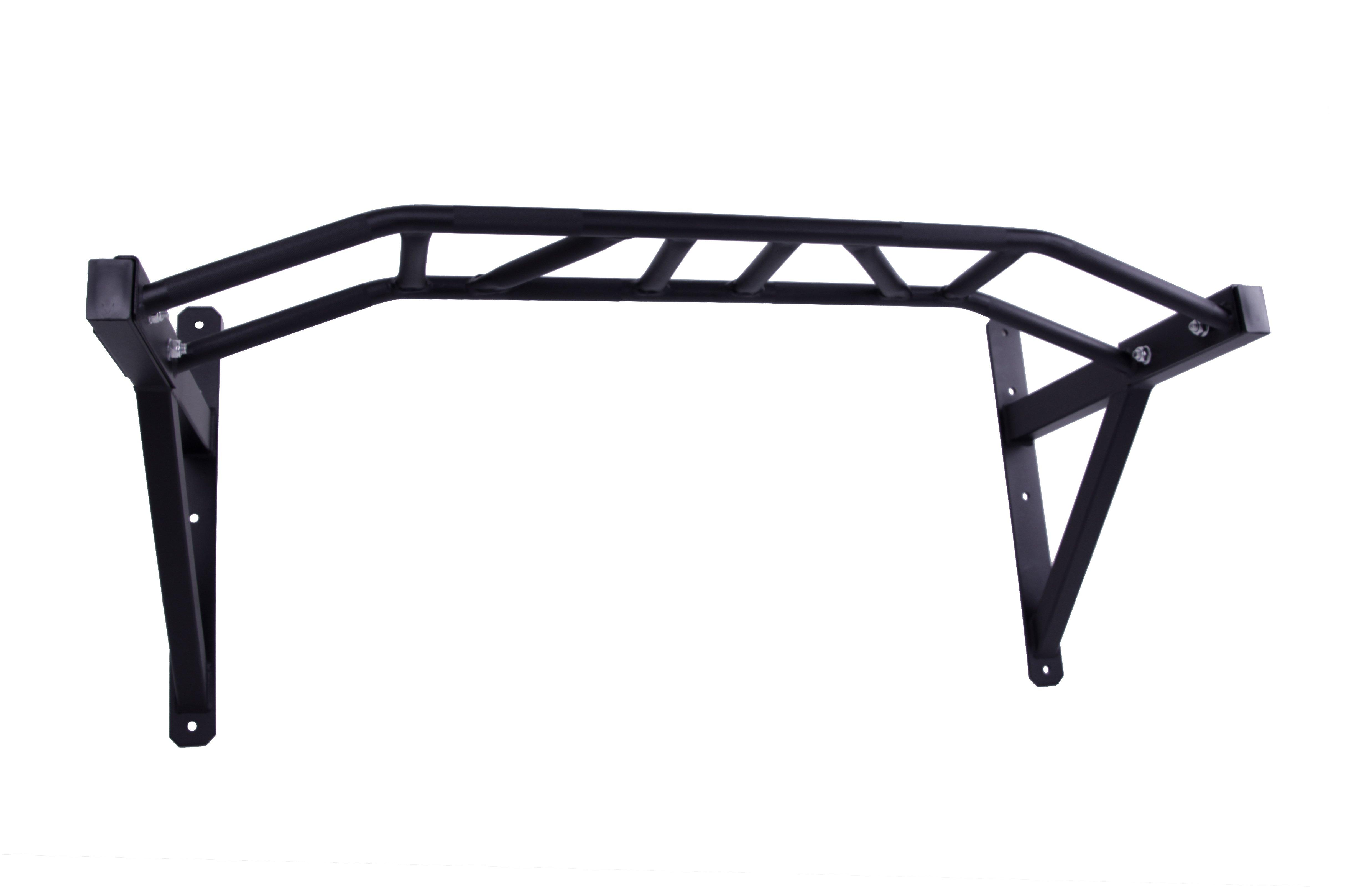 Crossmaxx Multi-Grip Pull-Up Rack Black