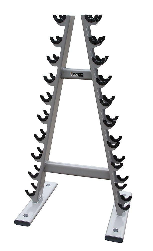 Inotec Free Weight Line Håndvægtstativ 1-10 kg