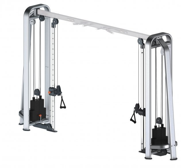 Inotec Functional Line Adjustable Pulley Station
