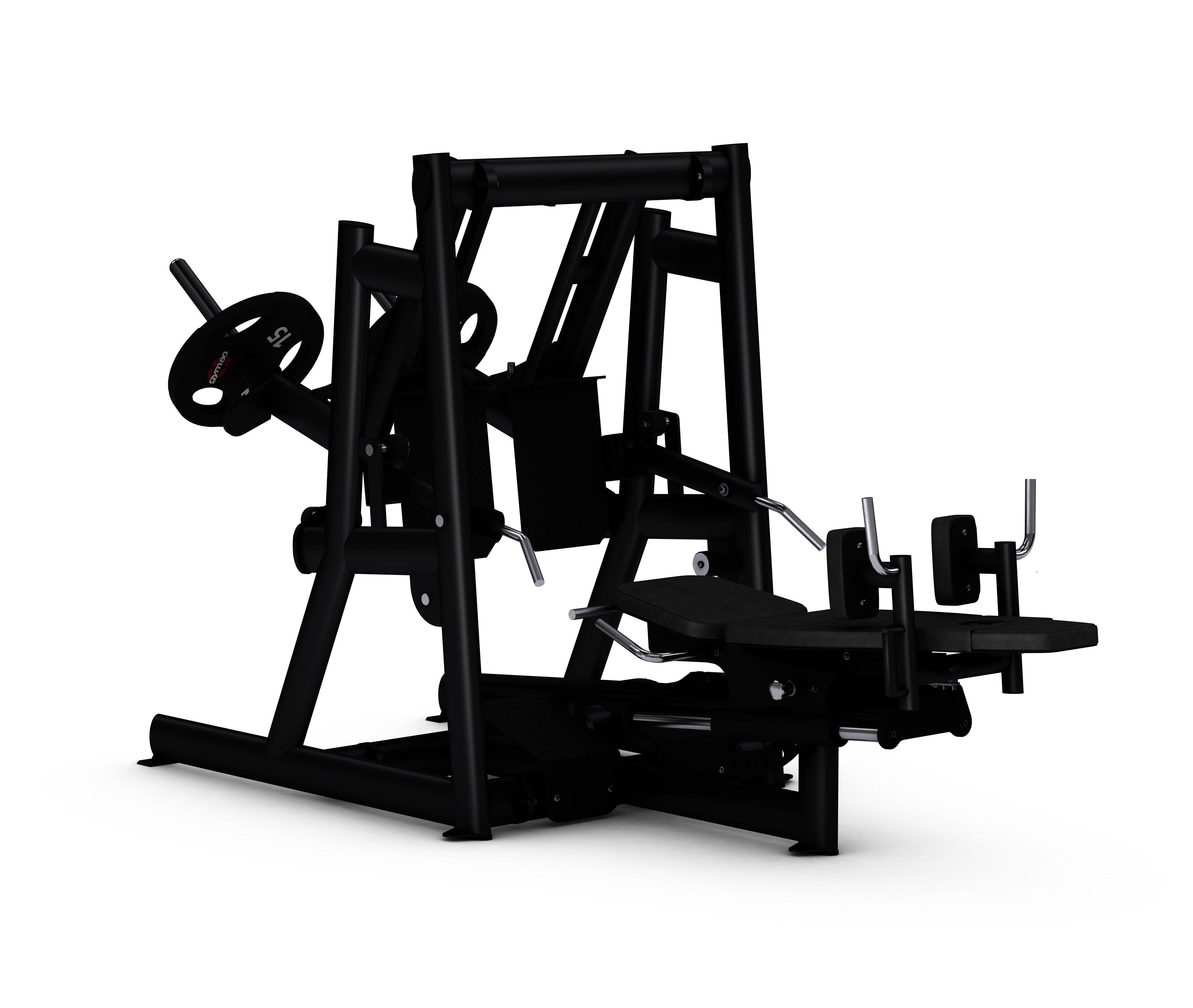 gym80 Pure Kraft Strong Leg Press