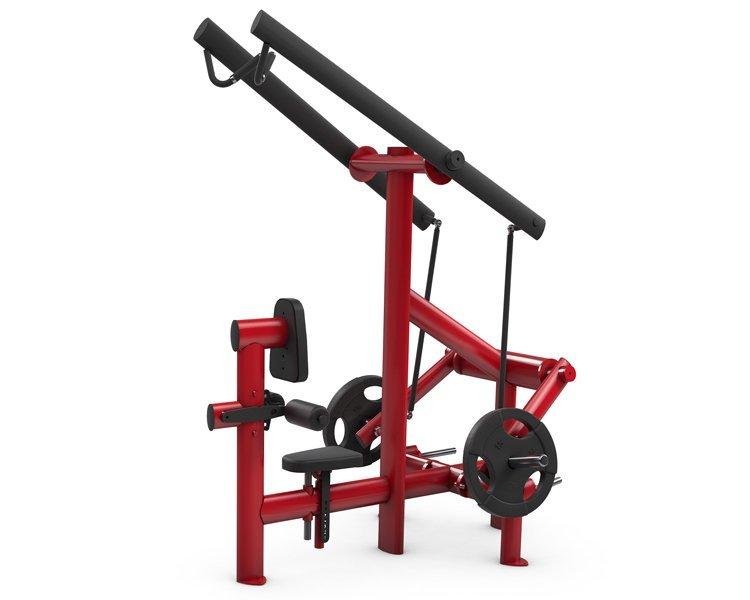gym80 Pure Kraft High Row Dual