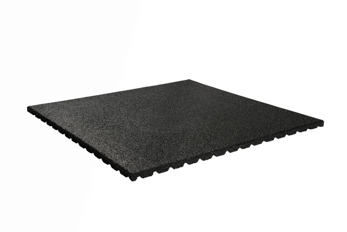 Granuflex Outdoor Standard Gummiflise 1000 x 1000 x 30 mm Black