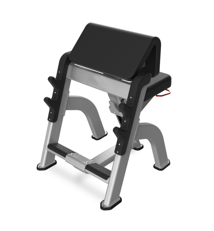Nautilus Inspiration Seated Biceps Curl Træningsbænk