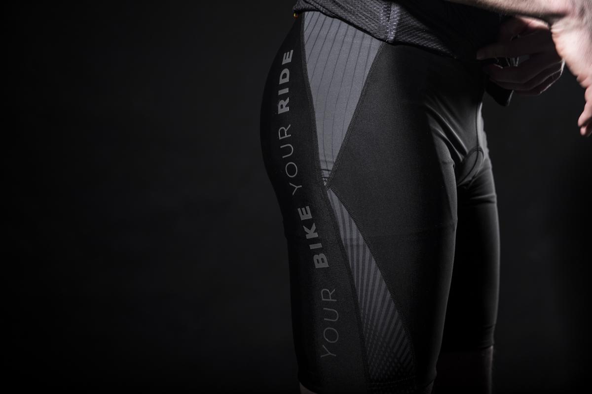 Body Bike Mont Blanc Shorts Men str. M