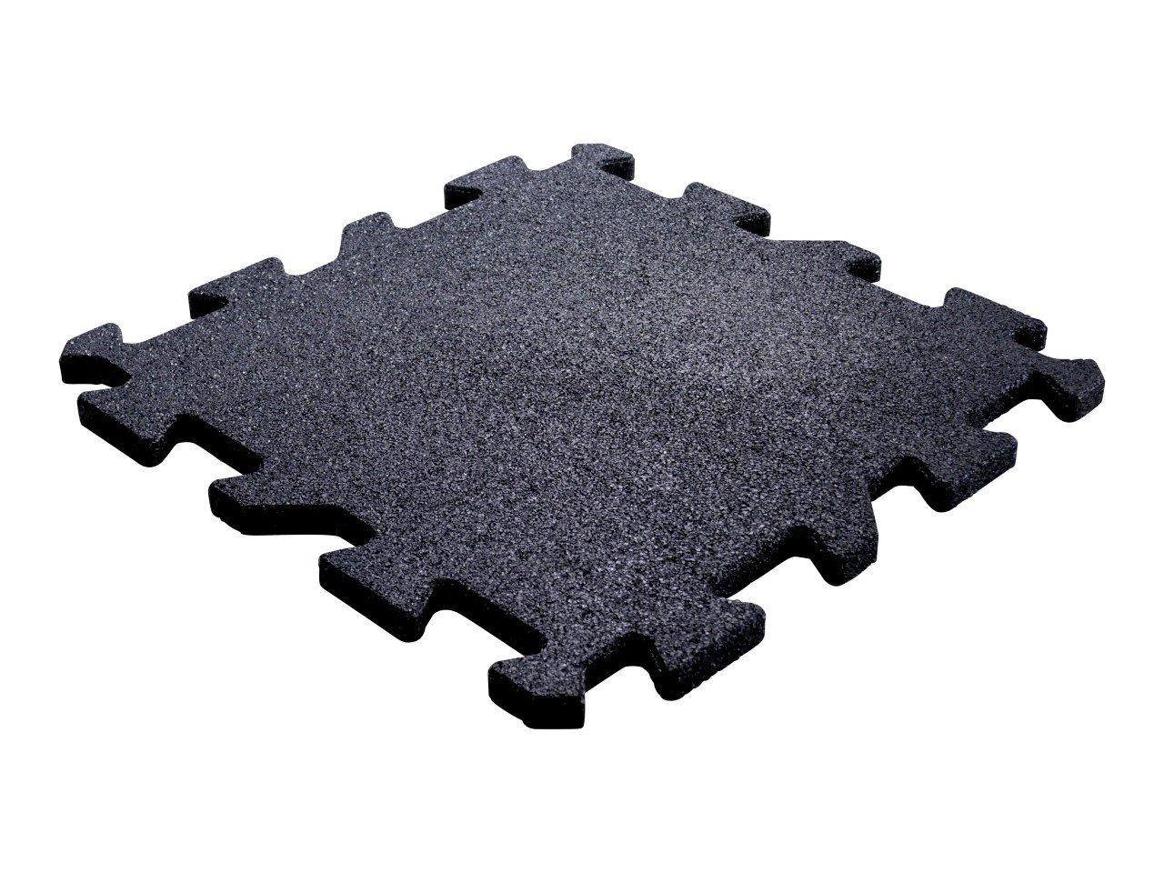Crossmaxx Jigsaw Gummiflise 50 x 50 x 2 cm