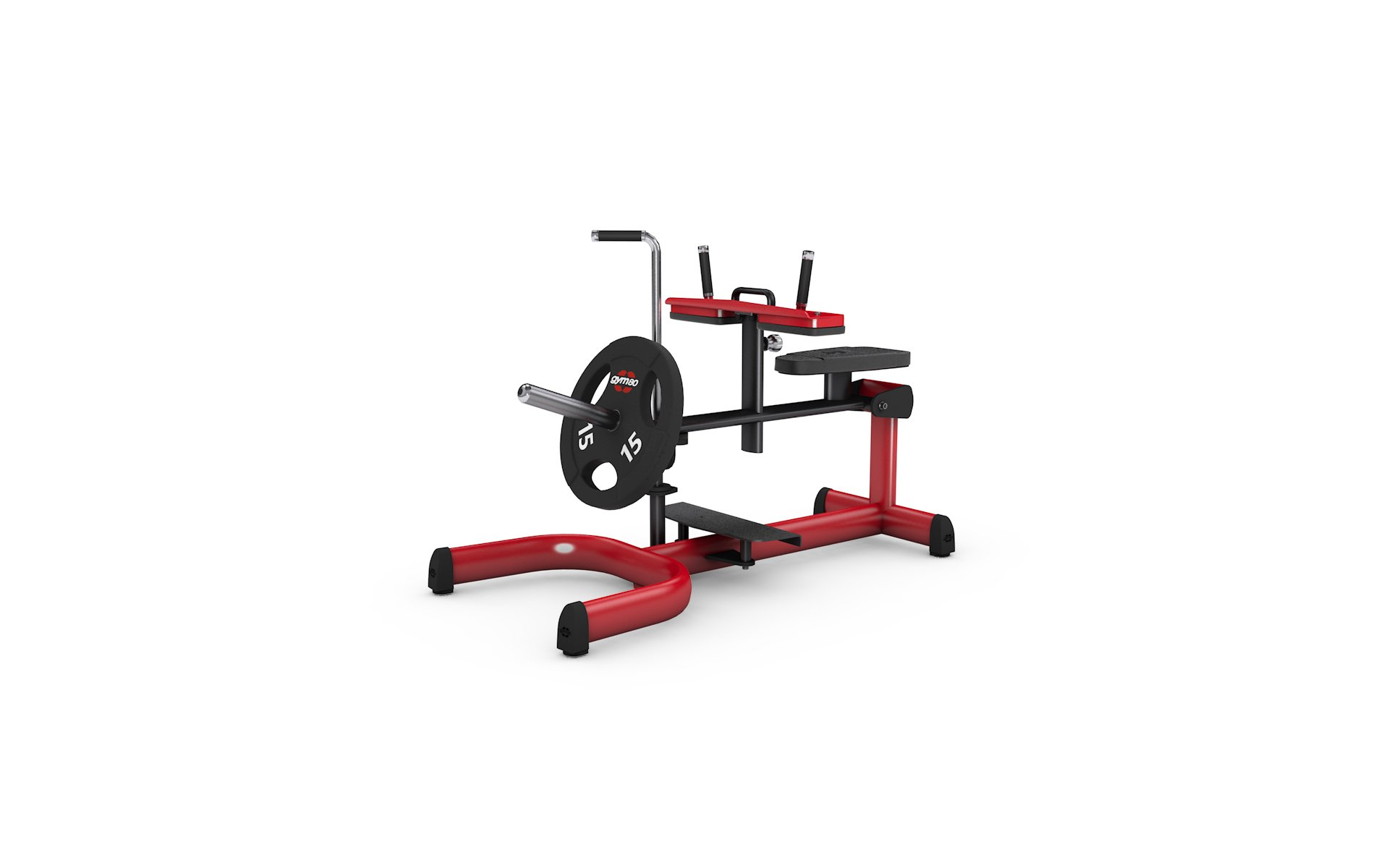 gym80 Pure Kraft Seated Calf Raise