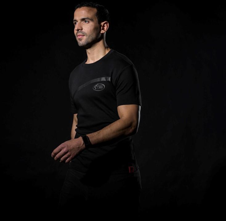 Body Bike Weisshorn T-shirt str. XXL