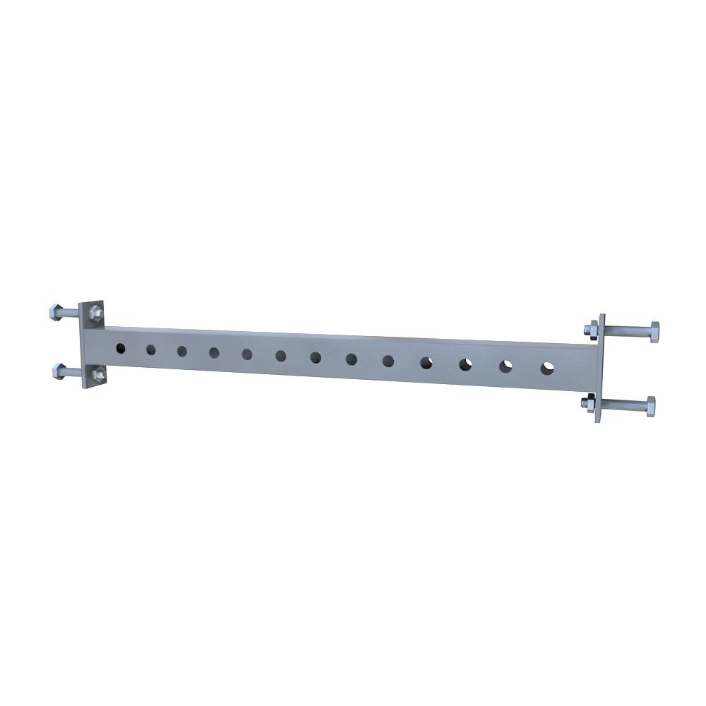 Inter Atletika Crossbar 102 cm Galvaniseret