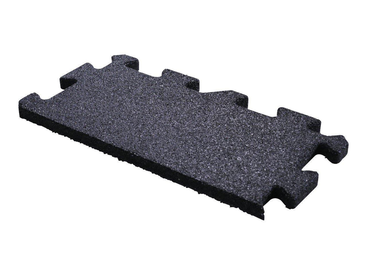 Crossmaxx Jigsaw Gummiflise Endekant 50 x 25 x 2 cm