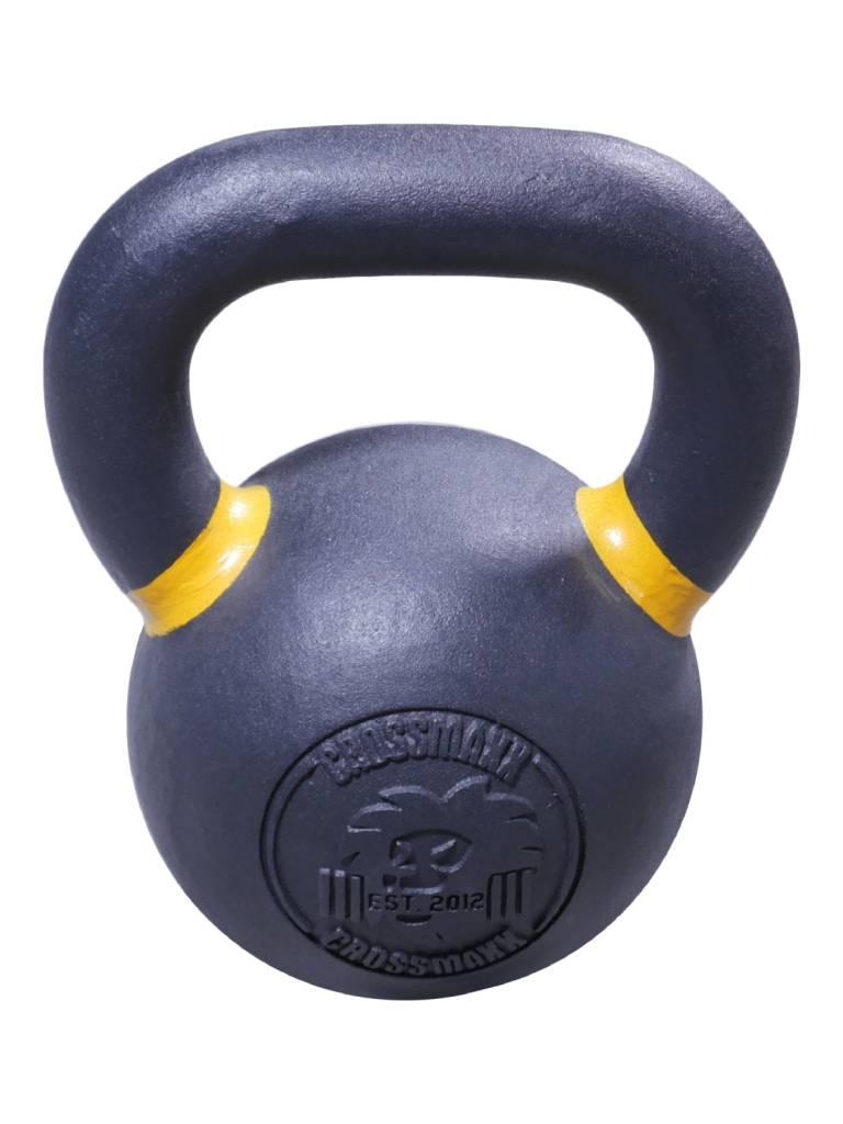 Crossmaxx Støbejern Kettlebell 12 kg