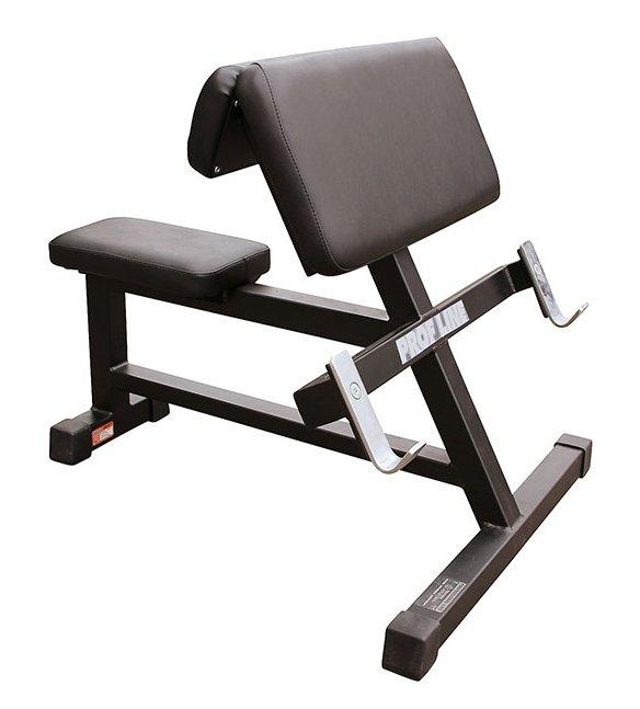 Inter Atletika Biceps Curl Træningsbænk