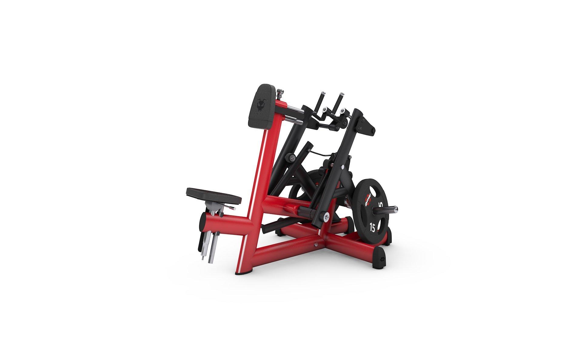 gym80 Pure Kraft Seated Row Dual