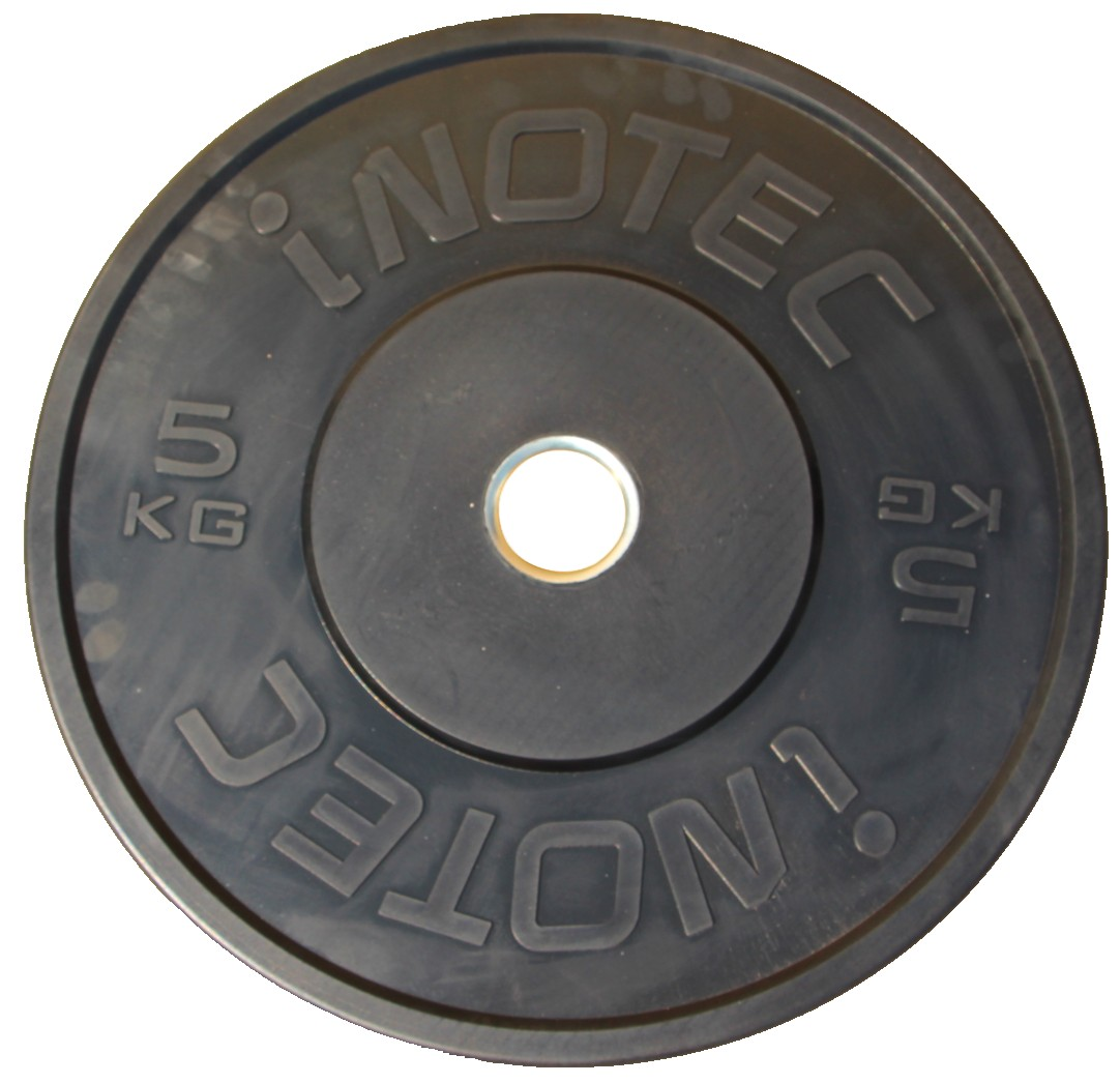 Inotec Bumper Plate 5 kg