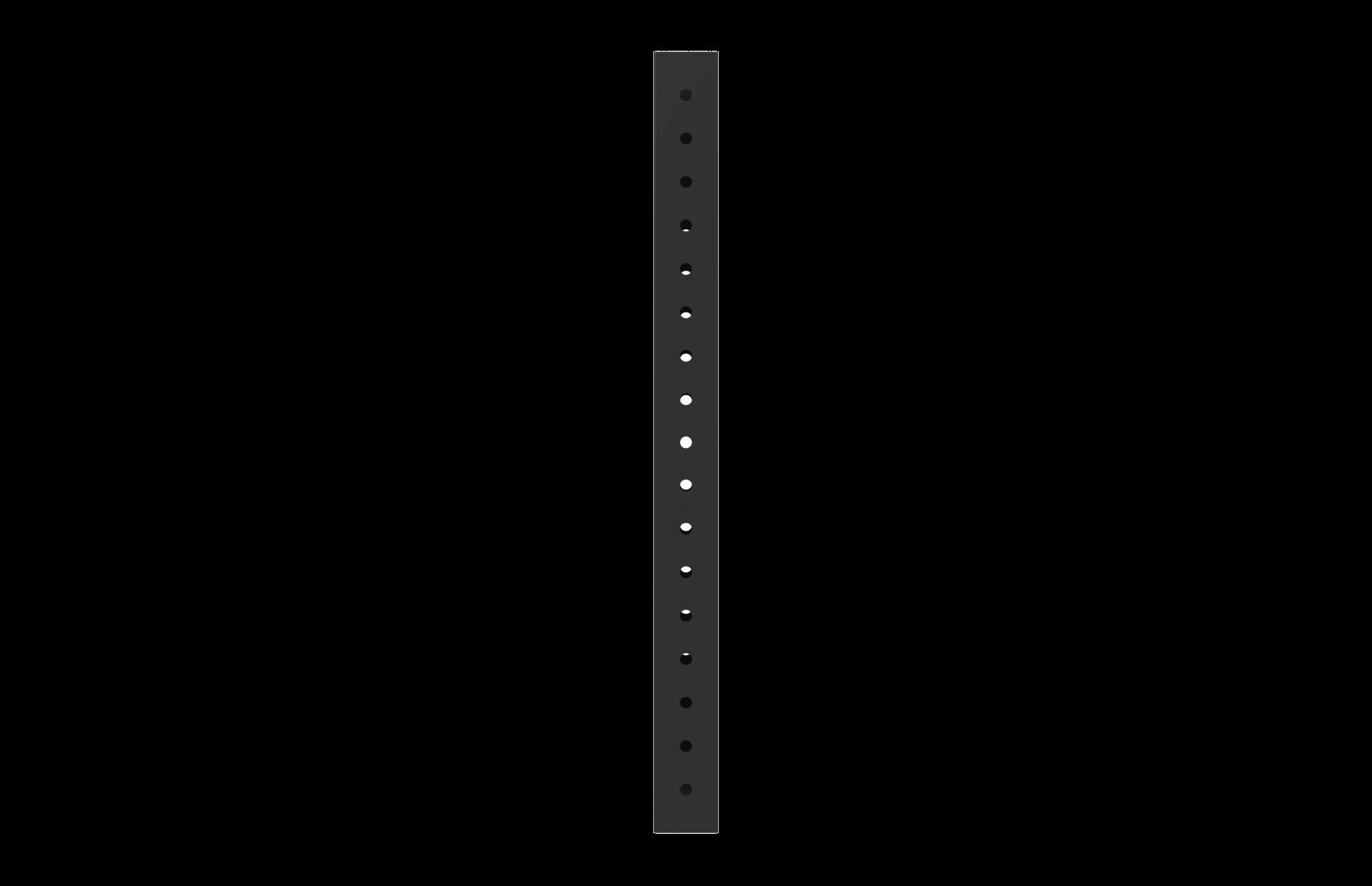 Crossmaxx XL Upright Stand Extender 125 cm
