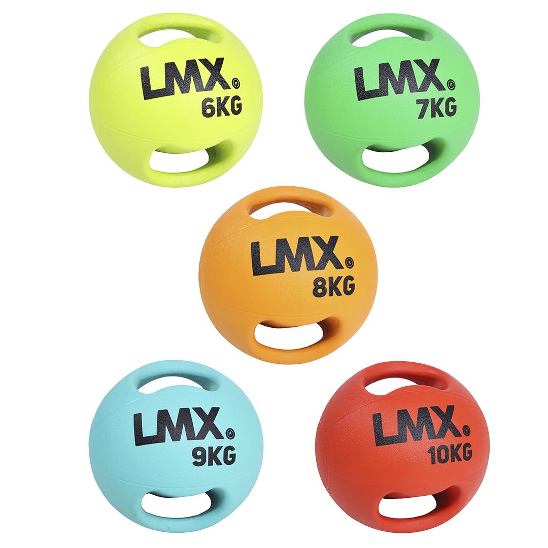LMX. Medicinbold Med Håndtag 9 kg