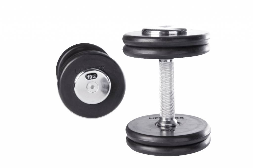Lifemaxx Håndvægt 10 kg (Sæt)