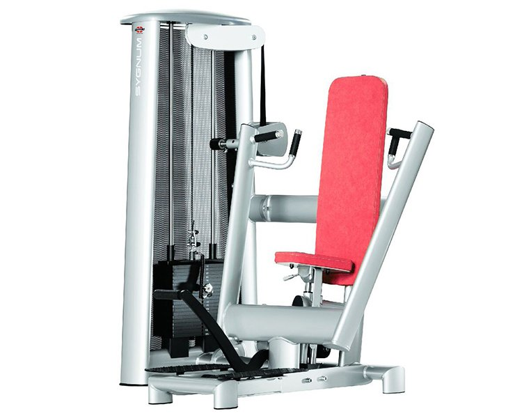 gym80 Standard Seated Chest Press