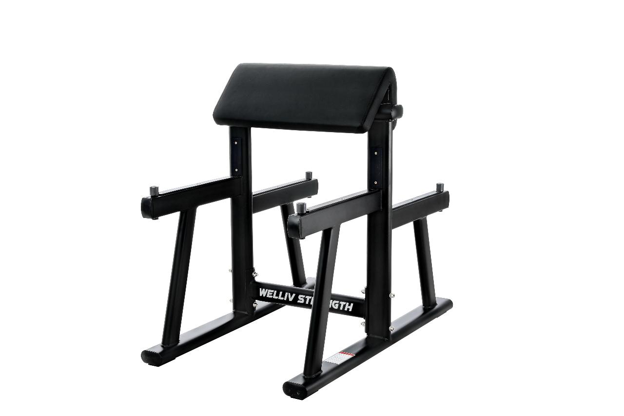 DRAX Biceps Curl Træningsbænk