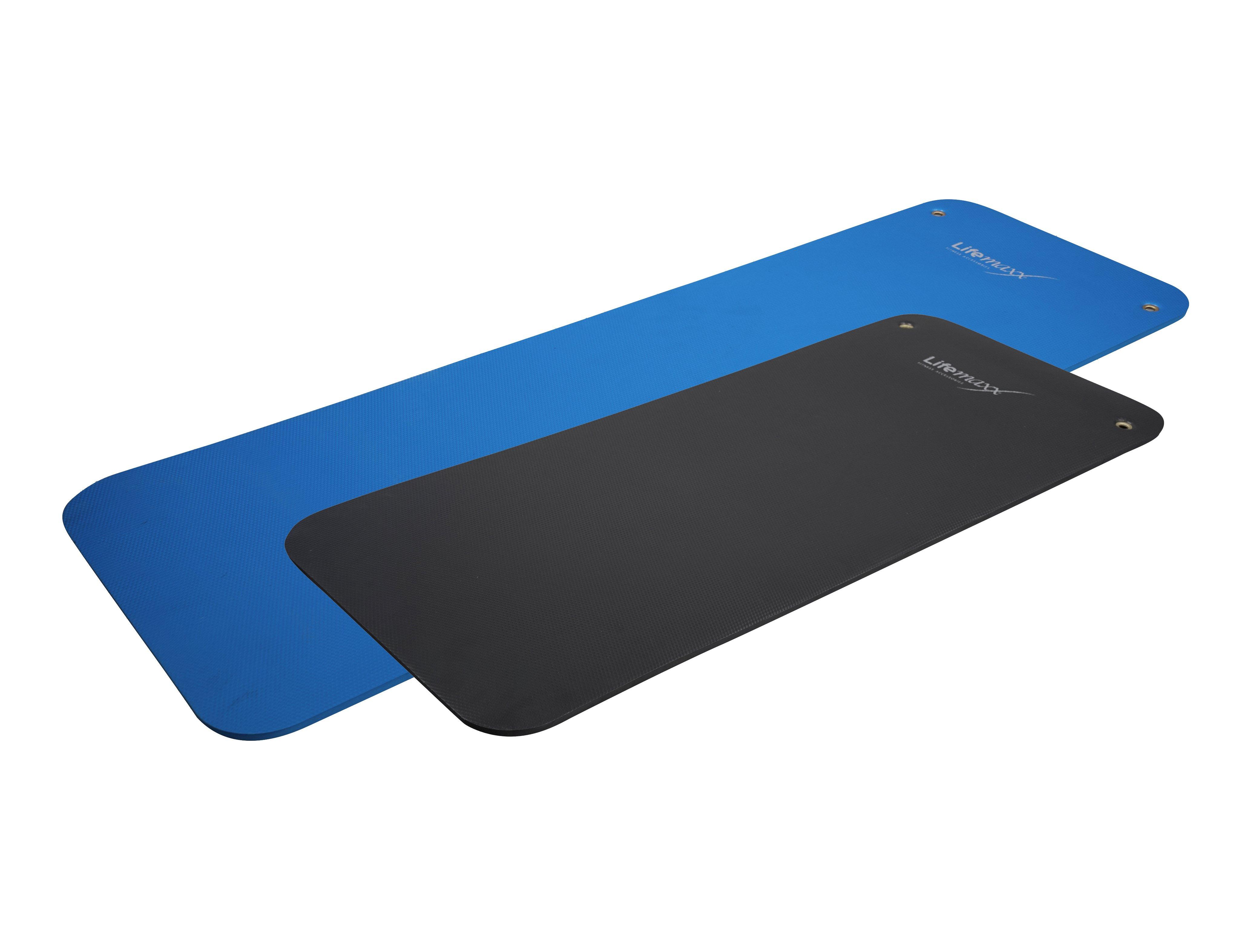 LMX. Aerobic Træningsmåtte Blue