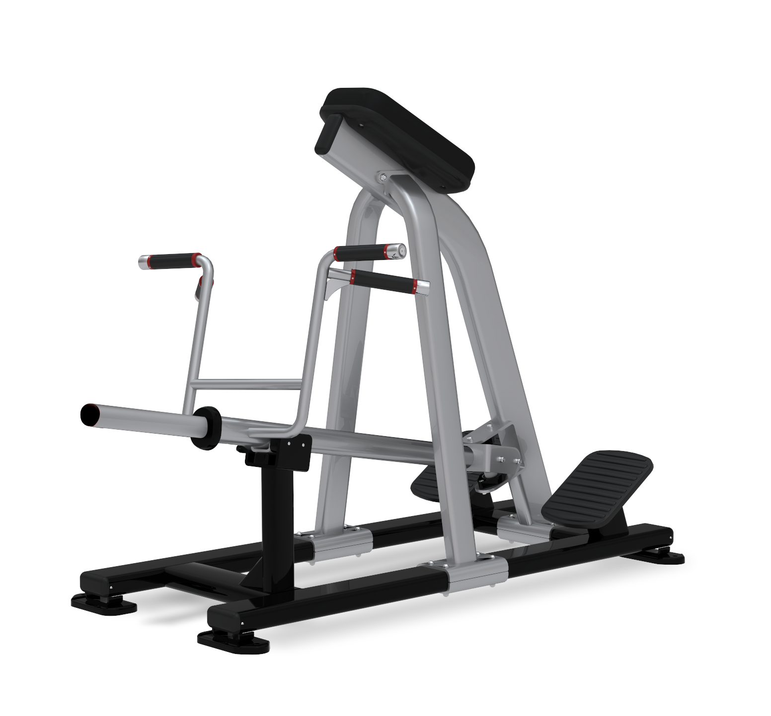 Nautilus Plate Loaded Incline Lever Row