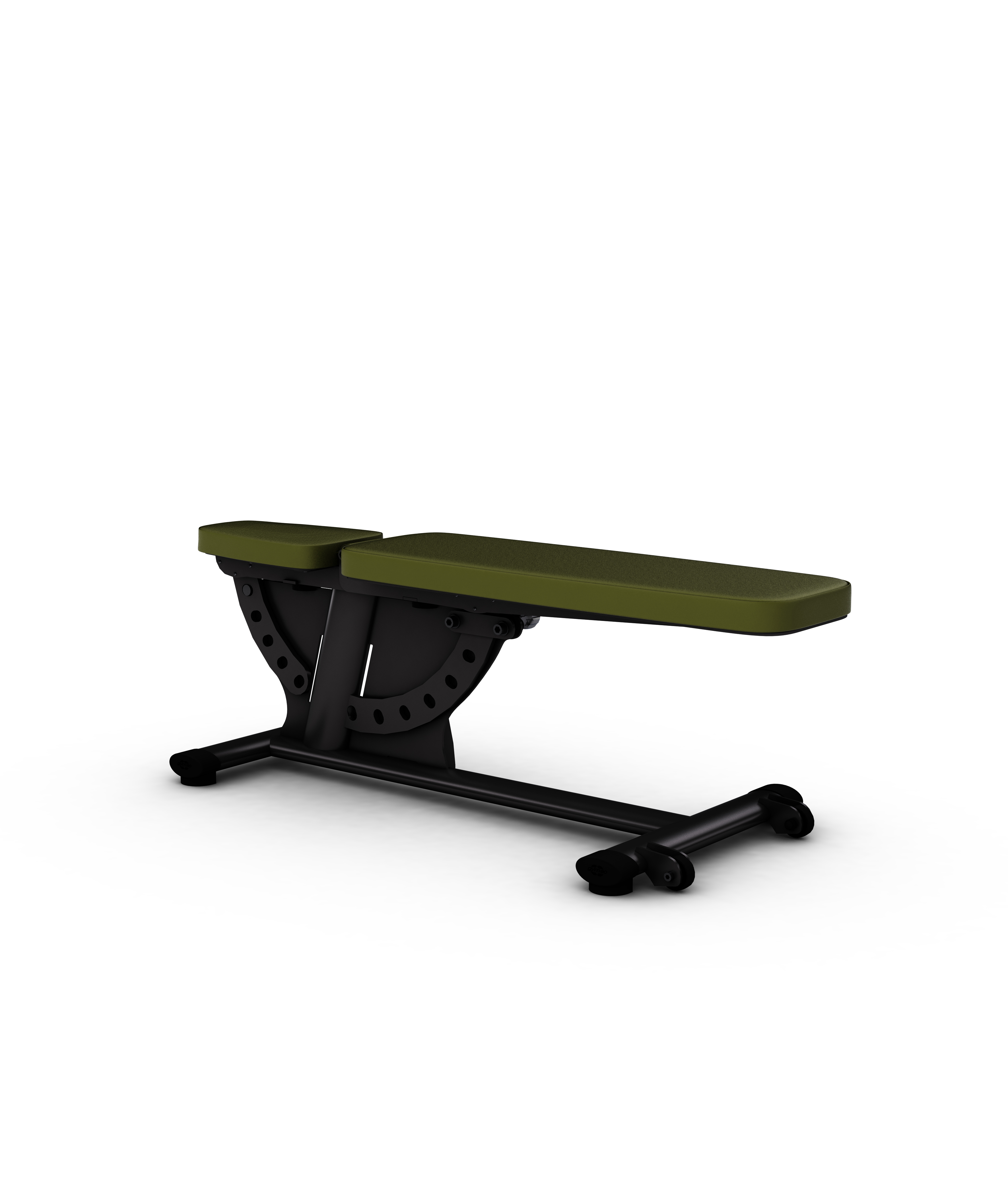 gym80 Basic Multi Justerbar Træningsbænk