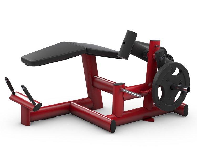 gym80 Pure Kraft Lying Leg Curl