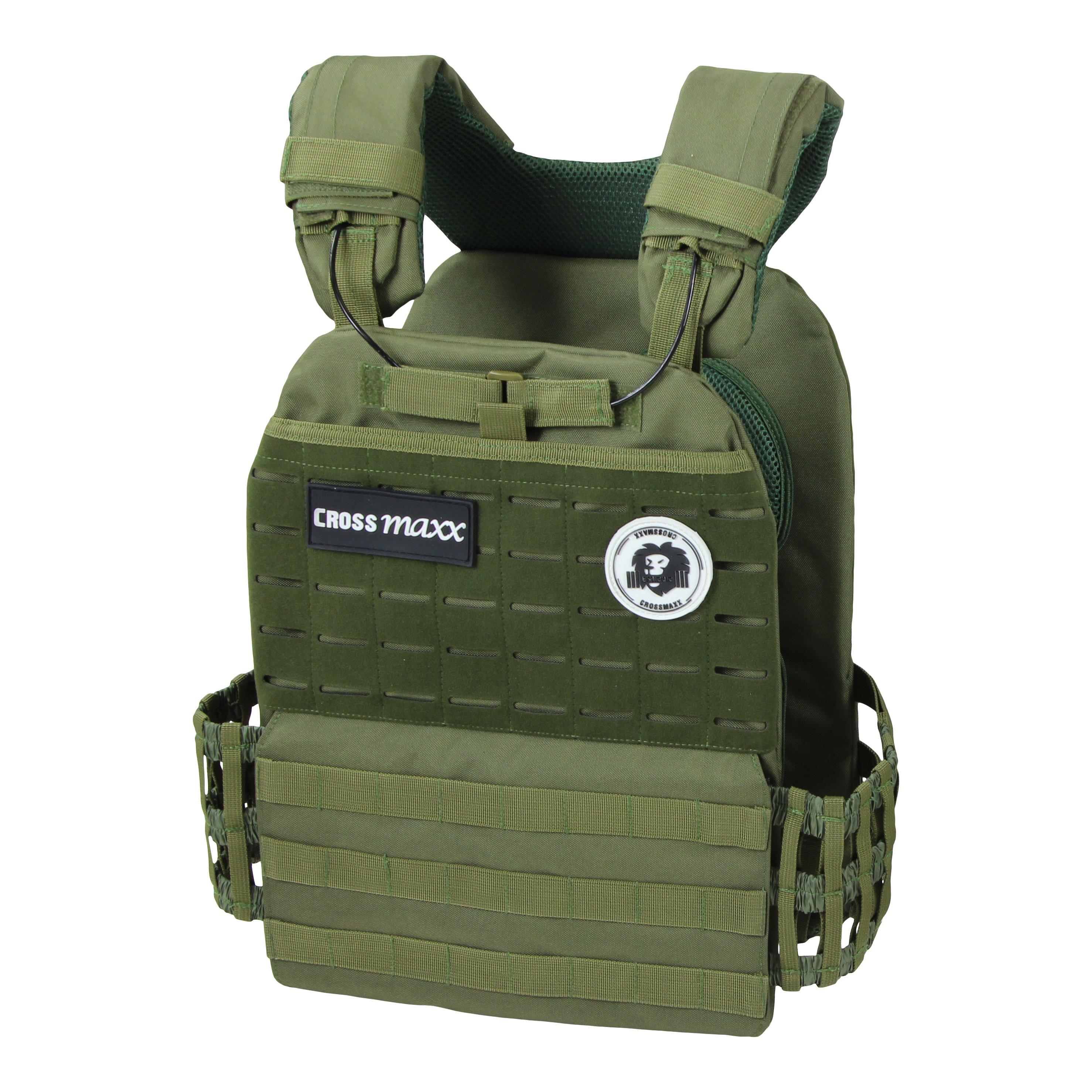 Crossmaxx Tactical Vægtvest Excl. Vægtplader
