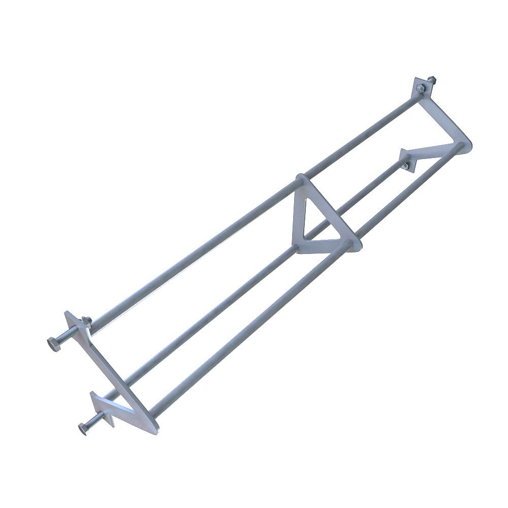 Inter Atletika Triangle Beam 172 cm Galvaniseret