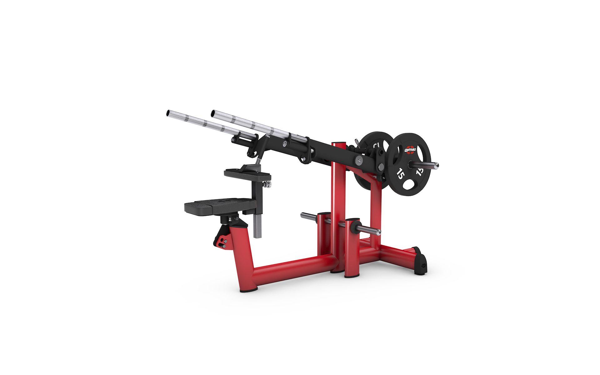 gym80 Pure Kraft Seated Triceps Dip Dual