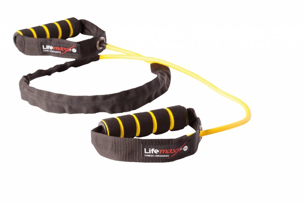 LMX. Training Tube Træningselastik Level 3 Orange