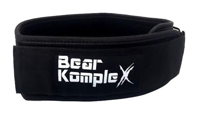 Bear KompleX Straight Vægtløftningsbælte