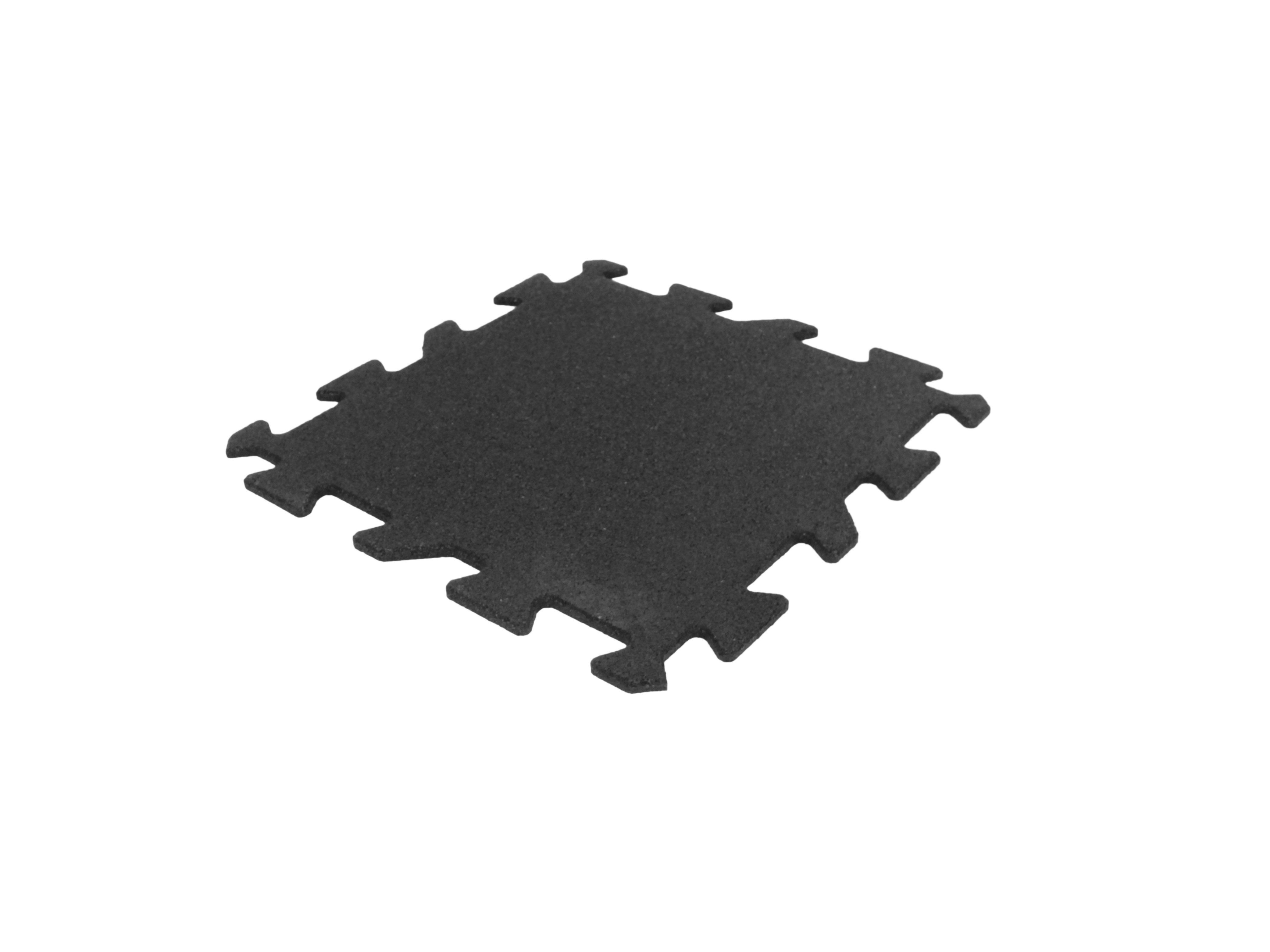 Lifemaxx ECO Puzzle Gummiflise 50 x 50 x 1 cm