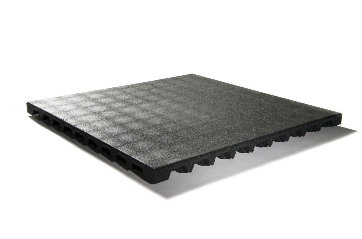 Granuflex Extreme HI Gummiflise 1000 x 1000 x 65 mm