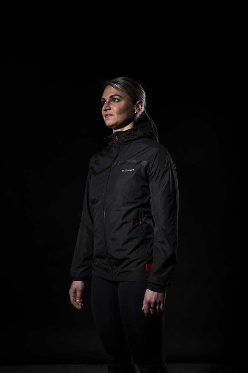 Body Bike Monviso Wind Jacket, Unisex str. L