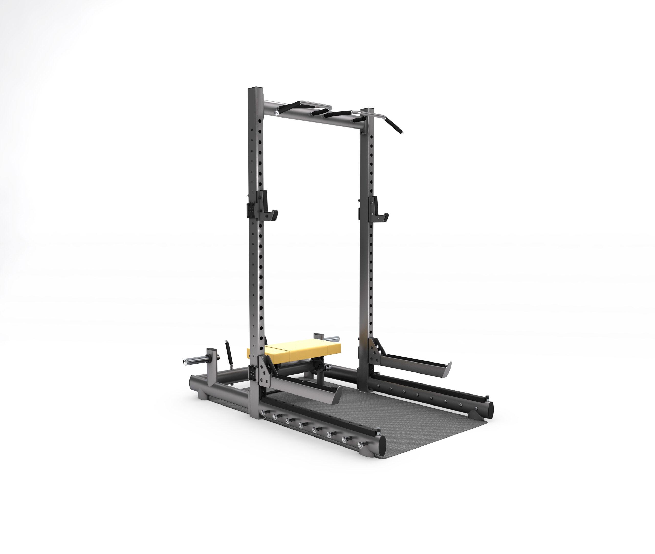 gym80 Glute Booster Rack