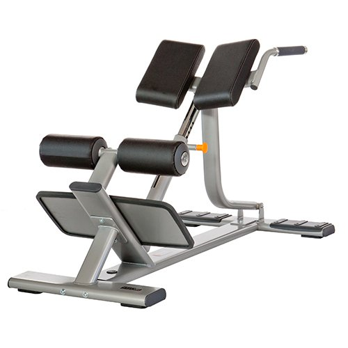 Inotec Free Weight Line Back Extension Træningsbænk