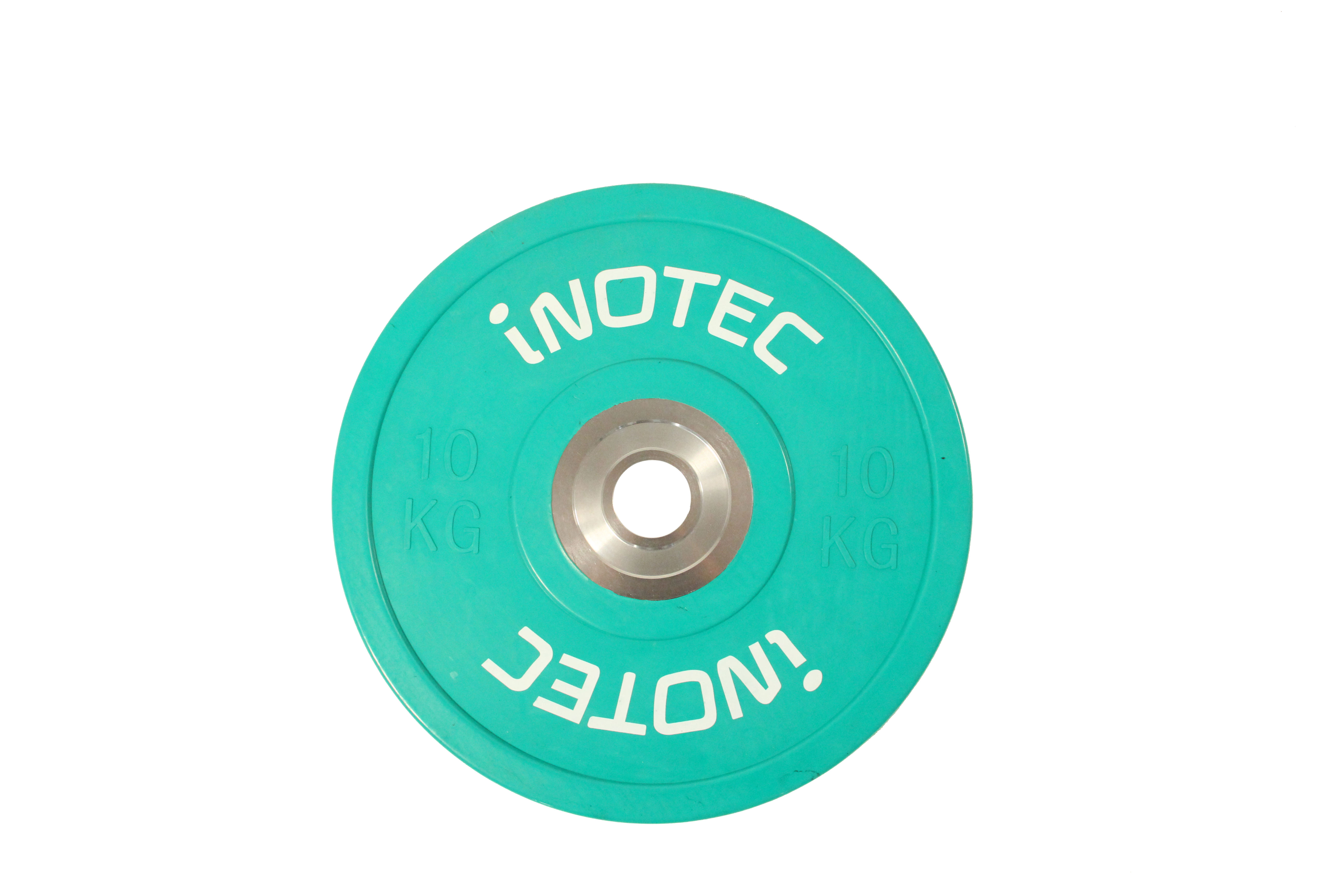Inotec Competition Bumper Plates 10 kg (Stk.)