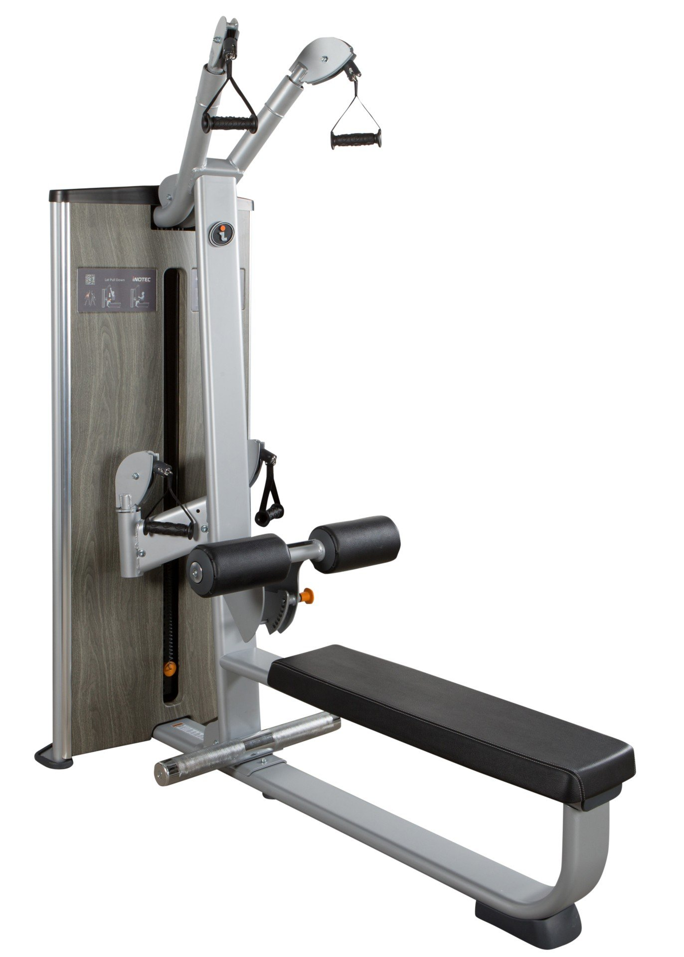 Inotec Compact Line Lat Pulldown/Seated Row