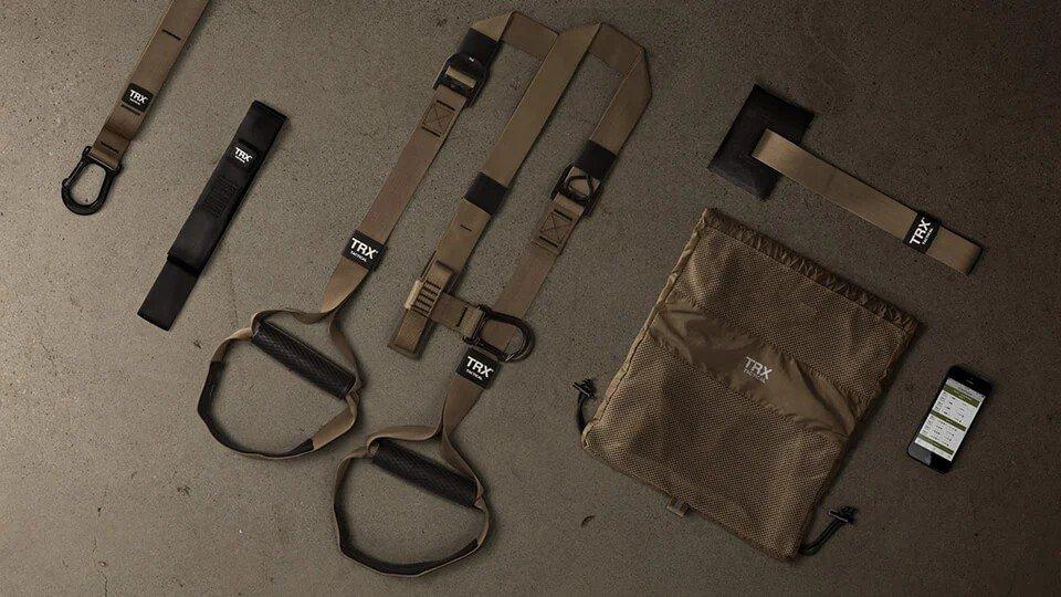 TRX Tactical Gym Slyngetræner Kit