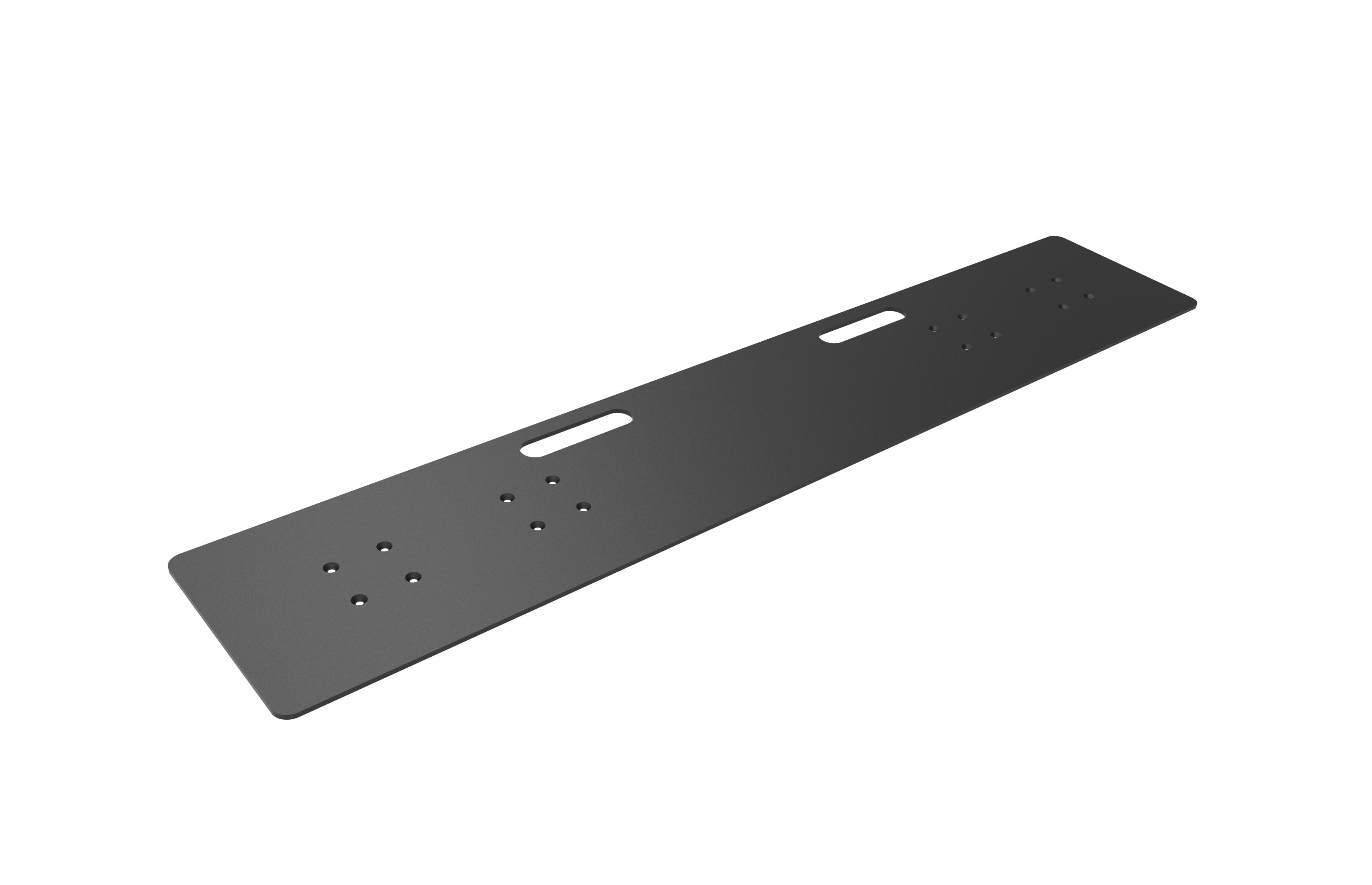 Crossmaxx XL Skid Plate For Rig